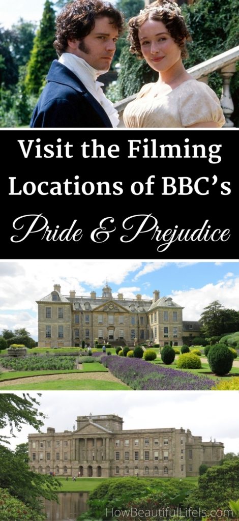 pride prejudice filming locations how beautiful life is