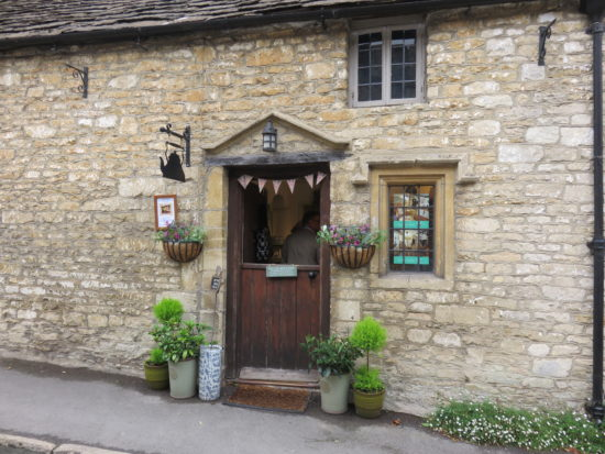 Exploring The Historic Village Of Castle Combe In England
